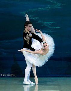 "Natalia Matsak & Denis Nedak in ""Swan Lake"" | Dance. Passion. Life."