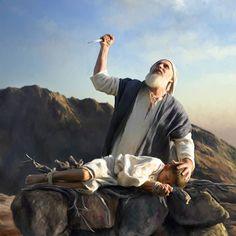 Genesis - Abraham Lies, Isaac's Birth, Hagar Sent Away, Faith Tested Abraham Biblia, Bible Illustrations, Bible Pictures, Religion And Politics, Biblical Art, Old Testament, Bible Art, Bible Verses, Bible Stories