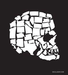 10. United Skull of America