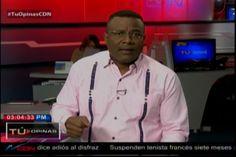 Félix Victorino comenta sobre el decomiso de armas larga donde el fiscal general comenta que hay legisladores involucrados