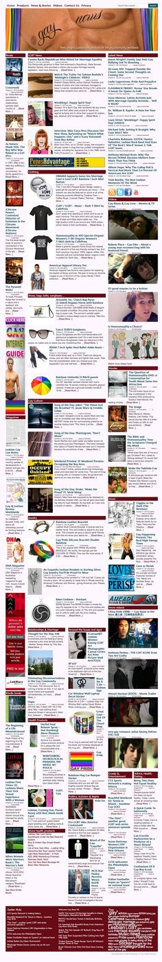 website links Gay