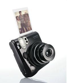 Fuji Instant Camera- definitely miss the Polaroid's