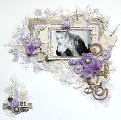 scrapbooking page inspiration