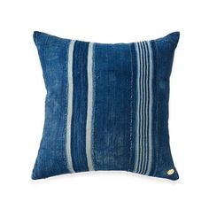 Indigo Pillow XLIV Mali