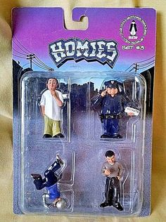 Homies Babygirl Rare Collectible Awesome Cholo Toy