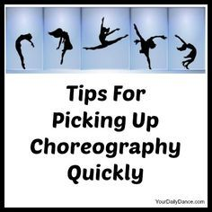 """""""A huge thing that helped me when I was a younger dancer in Drill-Team was a technique we named """"calling it"""".  Try to label each part of the choreography that you are struggling with.  Name the sections something that can provide you with an image in your head so there is a cognitive connection to the actual movement.  As you are dancing you """"call it"""" in your head to help you remember the phrases that come next."""""""