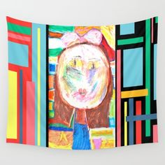 Osho, Wall Tapestries, Tapestry, Painting For Kids, New Age, Yin Yang, Summer Of Love, Yoga Meditation, Room Colors