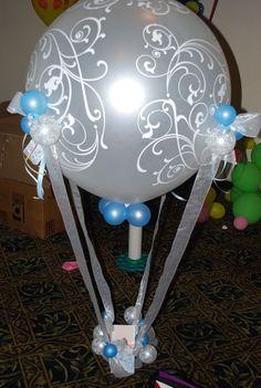 Hot Air Balloon Wedding Decorations   American Balloon Décor   Weddings