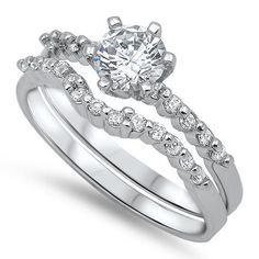 #fashion #ootd #style #instafashion #vintage #fashionblogger #fashionista #streetstyle #stylish #mensfashion #womensfashion #instastyle #lookbook #whatiwore #fashiondiaries #styleinspo #fashionblogger #lookbook #wiwt #fashionweek #fashionstyle #styleblog #blog #styleblogger #streetfashion #outfitoftheday Engagement Wedding Ring Sets, Wedding Sets, Wedding Rings For Women, Bridal Rings, White Topaz, Diamond Rings, Band Rings, Sterling Silver, Metal