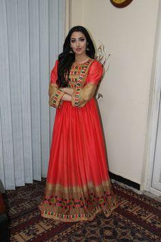 #afghan #style #dress #singer #seetaqasemi