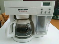 Black & Decker Spacemaker 12 Cups Coffee Maker ODC440 Recall Compliant in Home & Garden, Kitchen, Dining & Bar, Small Kitchen Appliances | eBay