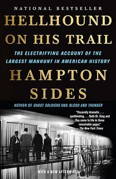 Hellbound on His Trail by Hampton Sides