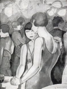 Confusions, Jeanne Mammen, 1928