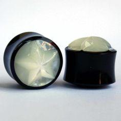 4mm - 16mm HORN PERLMUTT Flesh Tunnel Tube Ear Plug Ohr Piercing 276 | eBay aus holz bitte