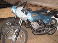 MTV 49cc motor Zundapp