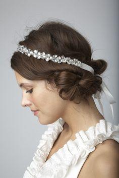 Pretty Edwardian hair style - Downton Abbey inspired