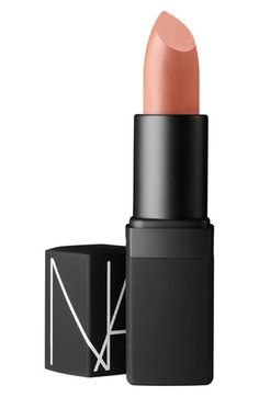 NARS Lipstick in Honolulu Honey shade is so wearable!  I love buying things I will actually USE!   Exceedingly long-wearing. Nourishing and non-drying, with vitamin E. Once you start wearing NARS Lipstick, you won't want to wear anything else.
