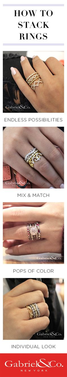Gabriel & Co. - Voted #1 Best Performing Brand Name Jewelry. Mix metals, colors and styles to create a look all your own.