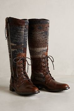 Woolrich Roadhouse Boots via Anthro. Winter must-have.
