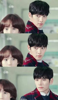 Ji Chang Wook can gaze at me like this any day... #Healer