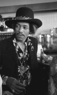 Jimi Hendrix Rare | Jimi Hendrix rare pics (Part 1)
