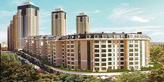Ataşehir'de mimarisi ve sunduğu yaşam vaadiyle son yıllarda gerçekleştirilen en özgün projelerden ol...