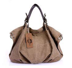 636f5790b0 New   High Quality Women Handbags Women Tote Women ⊱ Clutch Bolsas  Femininas Ladies Shoulder Rivet Canvas Bags Women s Bag HOT!