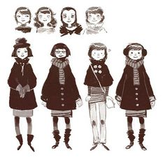 Aurelie Neyret Illustration