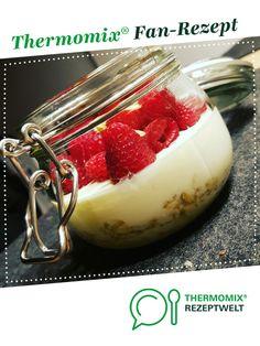 Overnight Oats ala Cheescake-Style von Monale_1907. Ein Thermomix ® Rezept aus der Kategorie Grundrezepte auf www.rezeptwelt.de, der Thermomix ® Community.