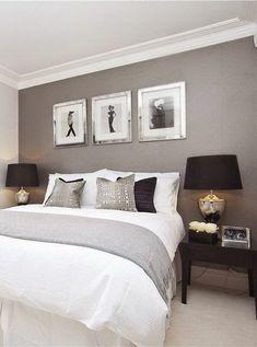 Master Bedroom design idea as seen on www.interiordesignpro.org