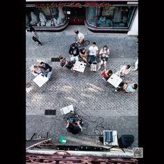 Ref: 12-1016 Perspectiva da Rua do Comércio em dia de VerãoTodas...