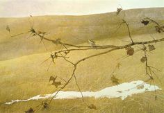 Andrew Wyeth Long limb