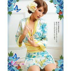 【2個買えば送料無料】新作 セパレート着物コスチューム3点セット/コスプレ/z397 - ショップKomomoにおまかせ!! Modern Kimono, Lingerie Set, Sexy Outfits, Erotic, Sexy Women, Costumes, Swimwear, Clothes, Fashion