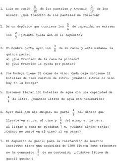 Ejercicios fracciones equivalentes | MIS EJERCICIOS | Pinterest ...