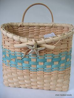 Basket Blog - Shari