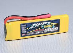 ZIPPY Compact 5800mAh 2S 25C Lipo Pack