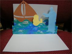 Bible Class Creations: Search results for Jesus walking on water