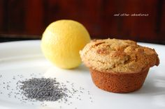 Lemon Poppy Seed Almond Flour Muffins- use more lemon and more honey. Double recipe.  ****
