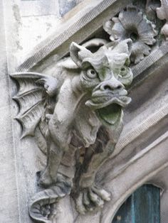 Gargoyles, Grotesques, and Chimeras