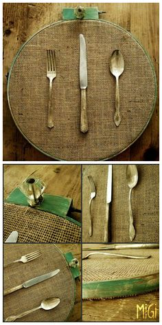 DIY Décor Tutorial ● Vintage Kitchen Art
