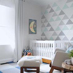 Baby Boy Nurseries, Girl Room, Kids Bedroom, Toddler Bed, Room Decor, Bernardo, Interior Design, Nordic Bedroom, Nursery Decor