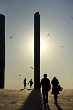 Entardecer em Belém. (The Lisbon Diary)