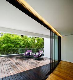 The 8 Box House, Holland Park, Singapore by Tierra Design / POD , via Behance