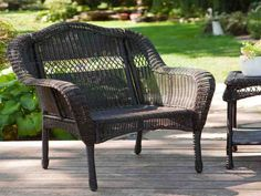 Outdoor Wicker Patio Furniture Sets Wicker Patio Furniture Sets, Furniture Sofa Set, Patio Pictures, Backyard Patio, Decor Ideas, Restoring Furniture, Plant Stem, Ningbo, French Country