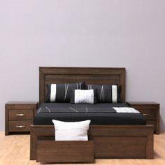 Rueben 3 Piece Bedroom suite