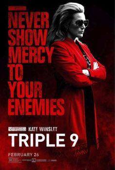 Triple 9 (2016) movie #poster, #tshirt, #mousepad, #movieposters2