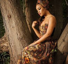 nomzamo mbatha - Google Search African Beauty, African Women, Tribal Fashion, African Fashion, Ankara Styles, Tie Dye Skirt, Bohemian, Formal Dresses, My Style
