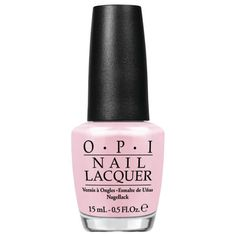 OPI New Orleans Collection Nail Polish - Let Me Bayou a Drink (15ml) (465 UAH) ❤ liked on Polyvore featuring beauty products, nail care, nail polish, vernis, opi nail color, opi nail lacquer, opi nail care and opi