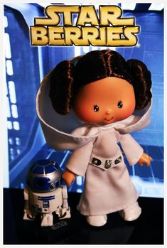 Custom Princess Leia Berry Organic by PlumsPlace