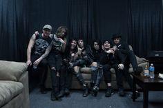 BVB, Asking Alexandria, Avenged Sevenfold, Hollywood Undead